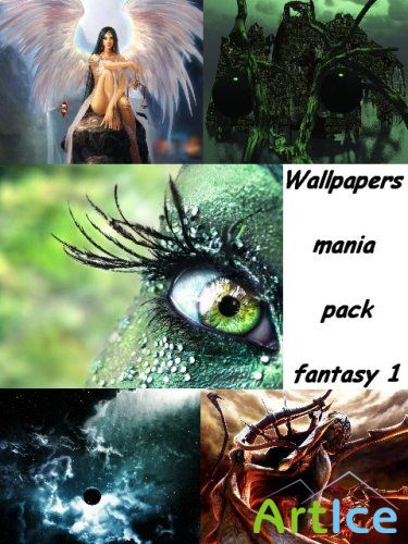 Wallpapers mania pack fantasy  1