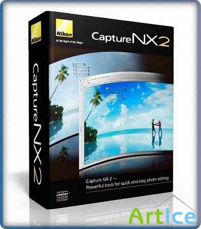 Nikon Capture NX 2 v.2.2.6 and manual