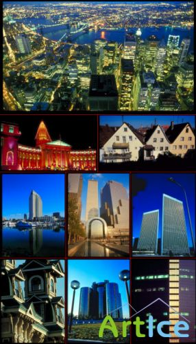 Clipart - Buildings & Structures