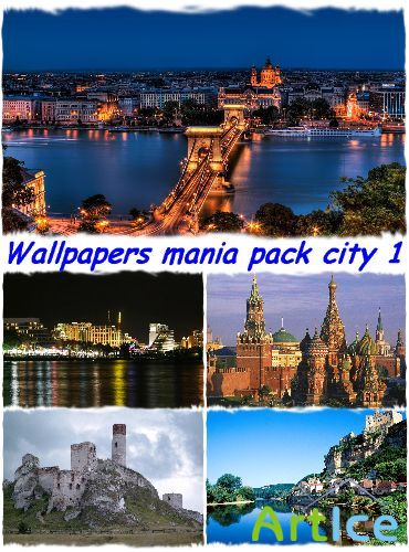 wallpapers mania pack city 1