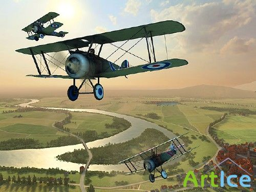 Vintage Aircraft 3D Screensaver 1.1.0.7