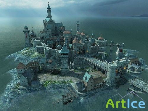 Medieval Castle 3D Screensaver 1.1.0.2