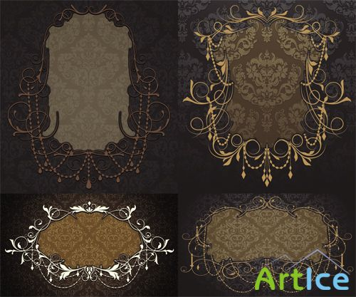Paintings Vector