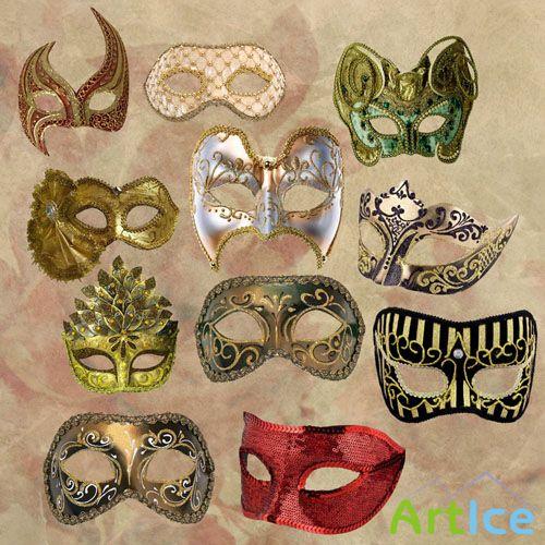 Маскарадные маски фото своими руками