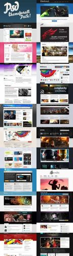 ThemeForest Templates Big Collection