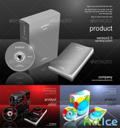 Actions - Softbox v2 - GraphicRiver