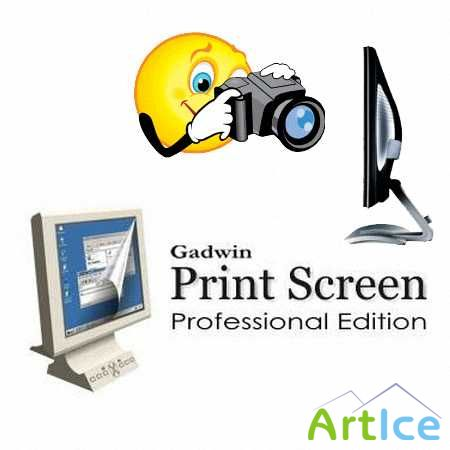 Gadwin PrintScreen 4.6 +portable