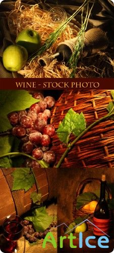 Wine - Stock Photo | Вино - сток фото