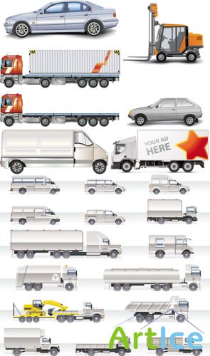 Collection Transport Vector