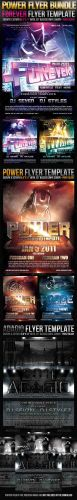 Power Flyer Bundle - GraphicRiver