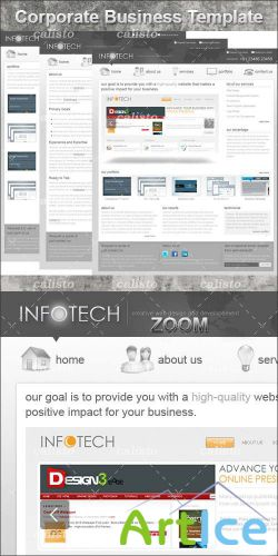 Corporate Business Template - GraphicRiver