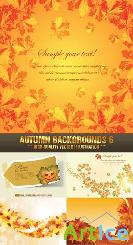 Autumn Backgrounds 06