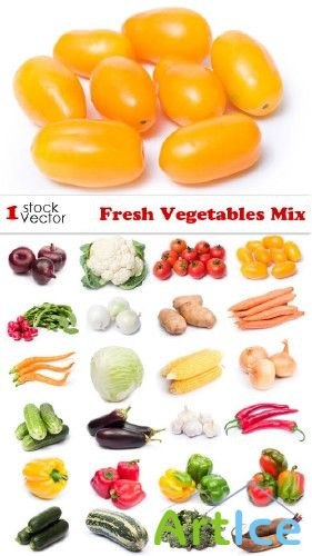 Photos - Fresh Vegetables Mix