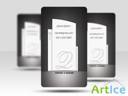 Business Card template Vol.5
