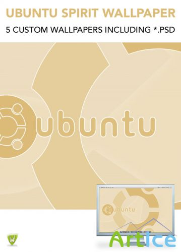 Ubuntu Spirit Wallpaper