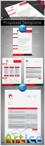 PSD Proposal Template Pack