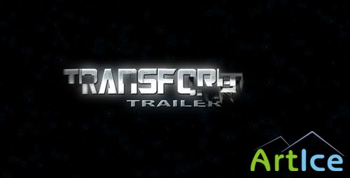 Videohive - Transformer Trailer - Project for After Effects