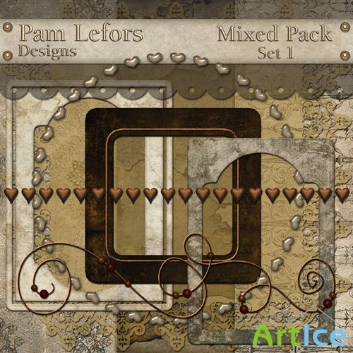 Scrap-set - Pam Lefors Designs