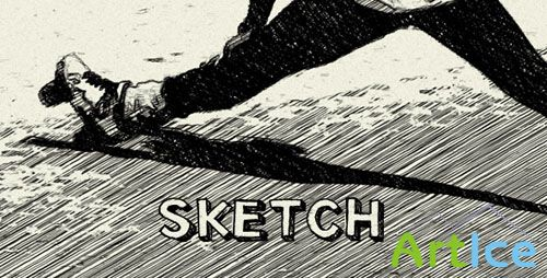 Videohive - Sketch - Project for After Effects