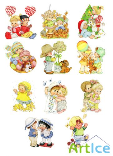 PNG Clipart - The childrens