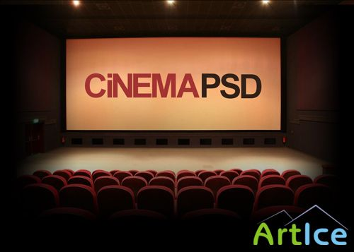 PSD Cinema  File