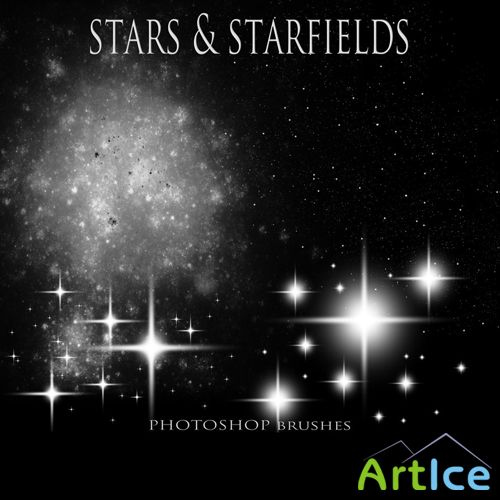 Star and starfield brushes