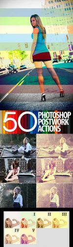 Cool Photoshop Action pack 99