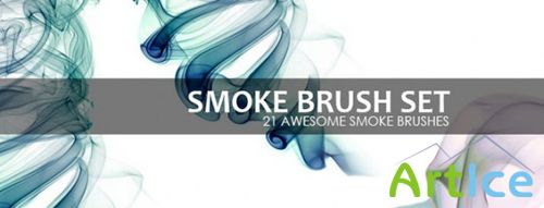 Smoke Brush Set for Photoshop