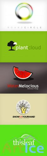 Psd Logo Design for Photoshop Pack 5
