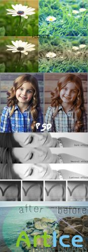 Cool Photoshop Actions 2012 pack 535