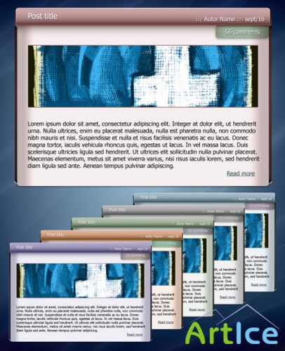 Web Box for Photoshop - Silver