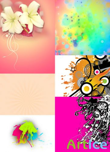 Creative Backgrounds Pack