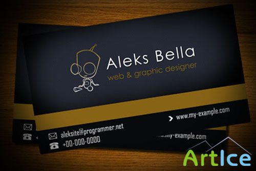 Business Card T2