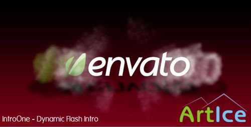 ActiveDen - IntroOne - XML Driven Dynamic Flash Intro (Incl XML files)