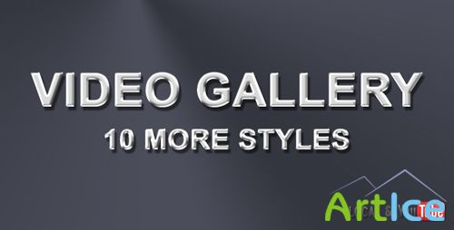 ActiveDen - Video Gallery with Image Slideshow - 10 more style