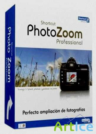Benvista PhotoZoom Pro 5.0.2 Final + RePack + Portable