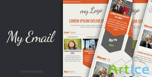 ThemeForest - My Email Template