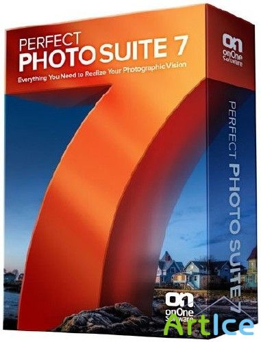 OnOne Perfect Photo Suite 7.1.1 Premium Edition + Ultimate Creative Pack 2