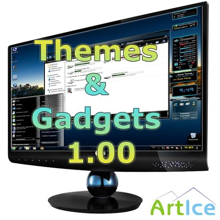 Themes & Gadgets 1.00 (2013/RUS)