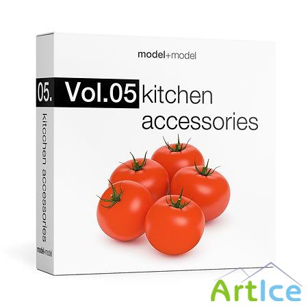model+model Vol.05 Kitchen Accessories
