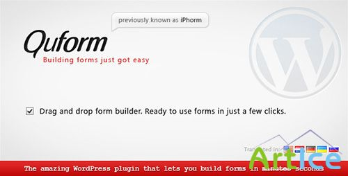CodeCanyon - Quform v1.4.2 - WordPress Form Builder