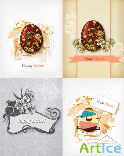 Easter Illustrations Set 5