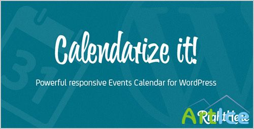 CodeCanyon - Calendarize It! v2.0 for WordPress