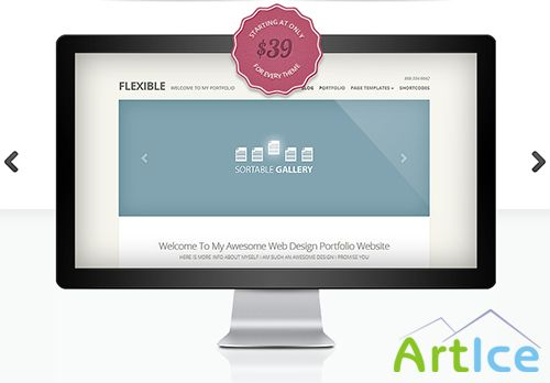 ElegantThemes - Flexible v2.0 - WordPress Theme