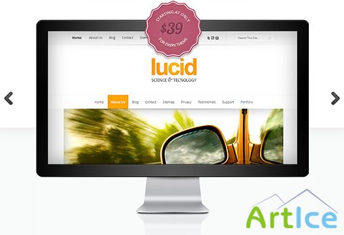 ElegantThemes - Lucid v2.0 - WordPress Theme