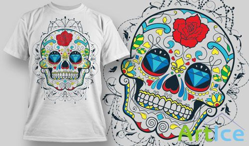 T-Shirt Vector Design 623
