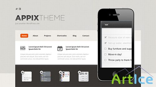 ThemesKingdom - Appix v1.3 - Business WordPress Theme