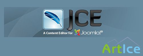 JCE Content Editor v2.3.3.1 + All Plugins for Joomla 2.5 - 3.0