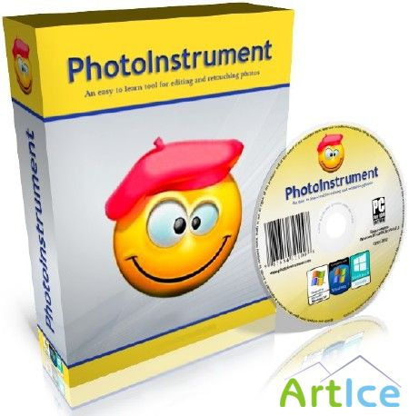 PhotoInstrument 6.3 Build 638 (2013/ML/RUS)  Portable