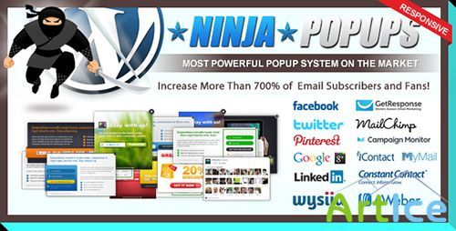 CodeCanyon - Ninja Popups for WordPress v2.0